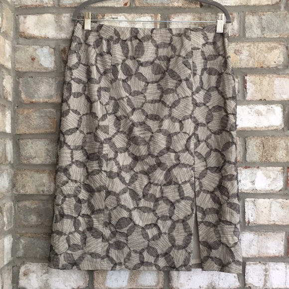 a0c1e80ea0 J. CREW Skirts | J Crew Circle Netting Overlay Pencil Skirt 12 ...